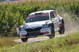 Ypres Rally Day 2 (Sebastien Bedoret WRC3)