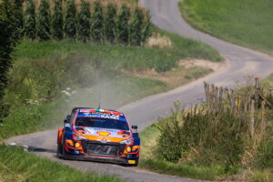 Ypres Rally Day 2 (Breen-Nagle)