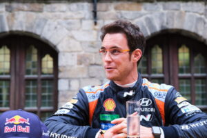 Ypres Rally Day 2 (Thierry Neuville)