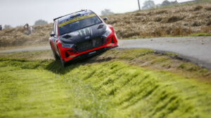 Ypres Rally Day 2 (Oliver Solberg-Aaron Johnston)