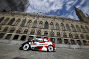 E;fyn Evans-Scott Martin (Ypres Rally)