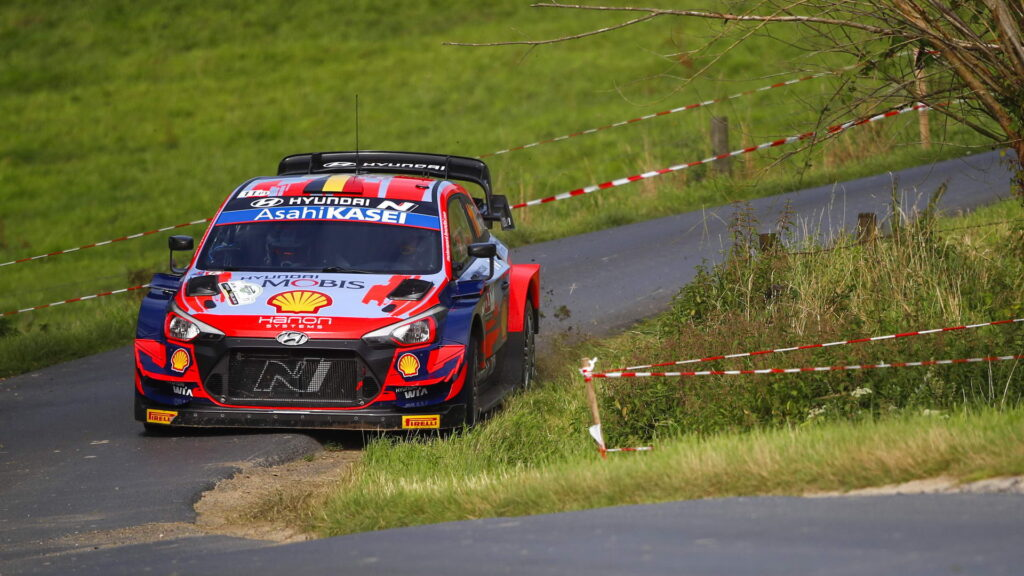 Ypres Rally Midday 2 (Thierry Neuville-Martijn Wydaeghe)