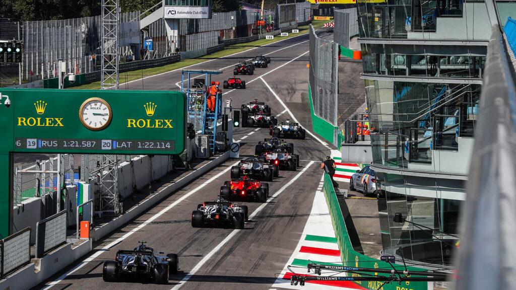 Προεπισκόπηση GP Ιταλίας