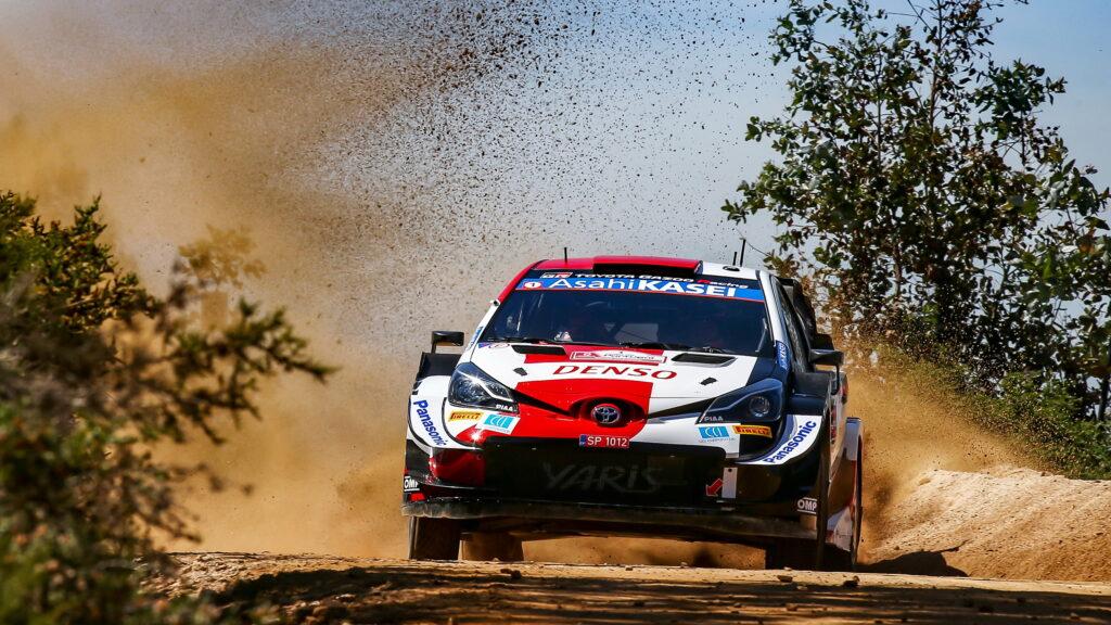 Acropolis Preview Toyota Yaris WRC