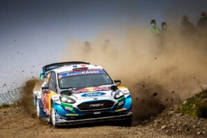 EKO Acropolis Rally Quotes - Ford Fiesta WRC