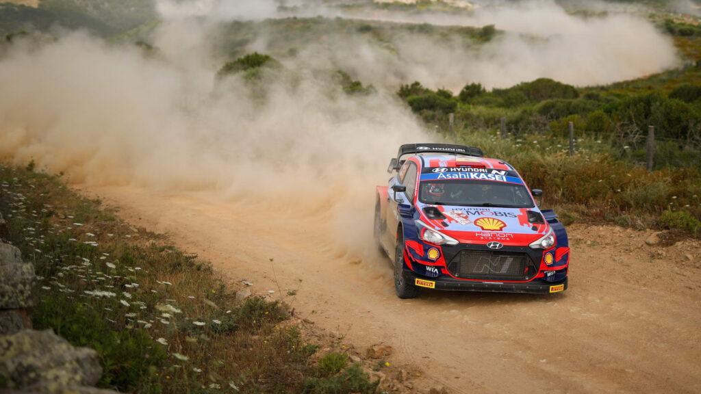 EKO Acropolis Rally Quotes - Hyundai