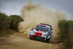 EKO Acropolis Rally Quotes - Toyota