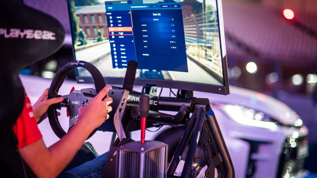 eSports WRC 02