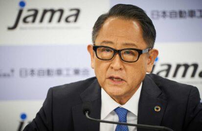 Akio Toyoda: O εχθρός είναι το CO2, όχι οι κινητήρες εσωτερικής καύσης