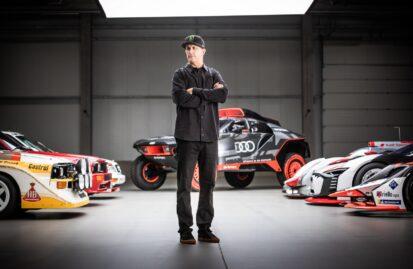 H Audi «εξηλεκτρίζει» τον Ken Block