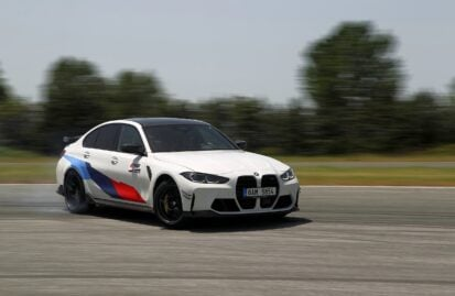 BMW M3: Στην πίστα των Σερρών!