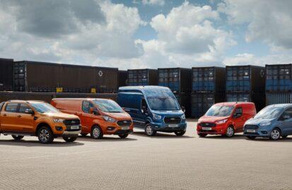 Η Ford πρώτη σε Ελλάδα και Ευρώπη στα LCV