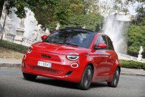 Fiat 500 (RED)