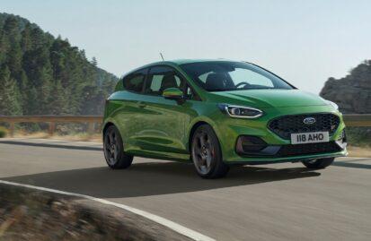 Αυτό είναι το νέο Ford Fiesta (video)