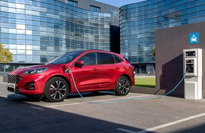 Ford Kuga PHEV: Με κατανάλωση 1,4 λιτ./100 χλμ. και 225 ίππους