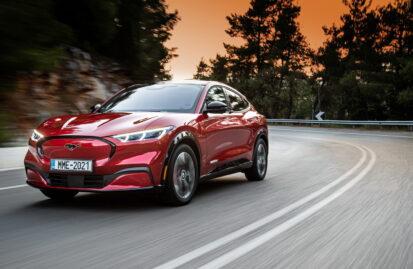 Ford Mustang Mach-E: Το παρόν του μέλλοντος