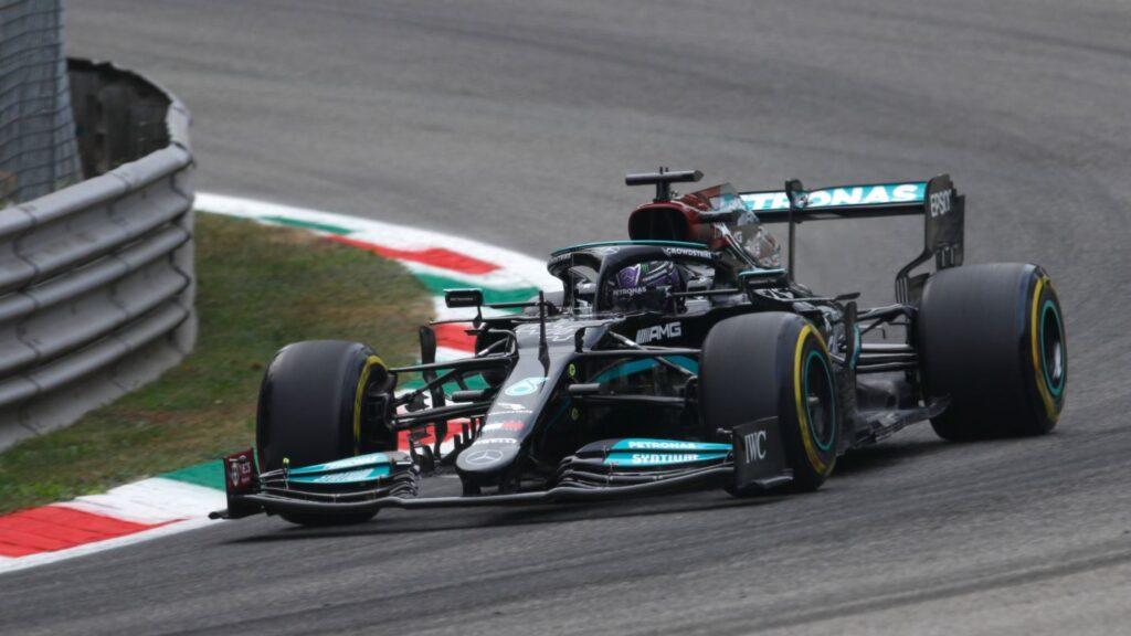 GP Ιταλίας FP1
