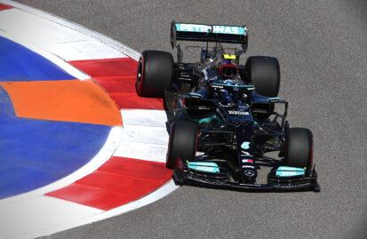 GP Ρωσίας-FP2: Ο Bottas ταχύτερος ξανά