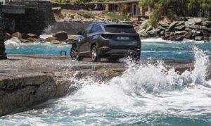 Hyundai Tucson και Yamaha Tenere