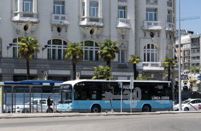 Η Μαδρίτη αυξάνει τον στόλο των ηλεκτρικών λεωφορείων της