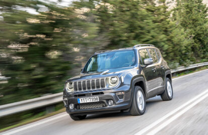«Απόβαση» στα B-SUV με το νέο Jeep Renegade