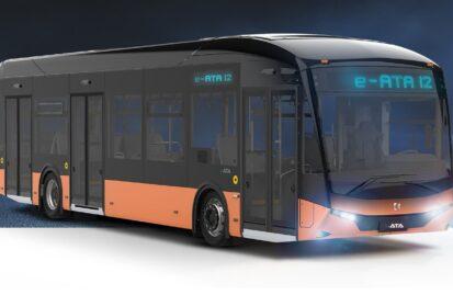 Karsan: νέα σειρά ηλεκτρικών λεωφορείων
