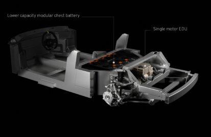 Η νέα ηλεκτρική πλατφόρμα της Lotus