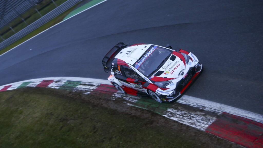 Monza Rally 2020 Ogier