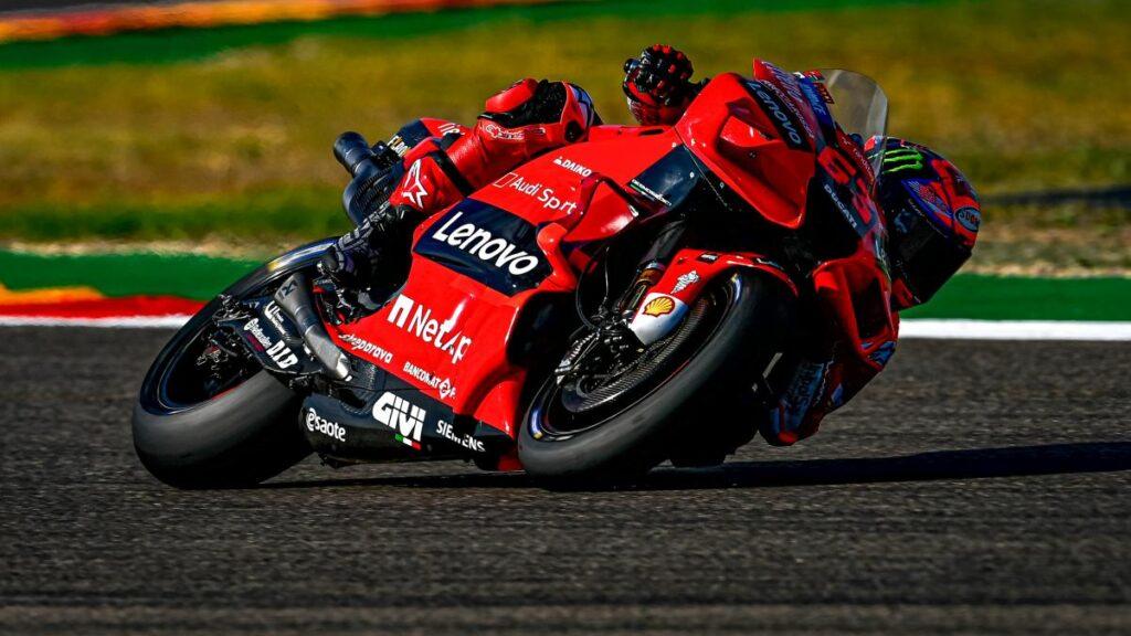 MotoGP - Francesco Bagnaia
