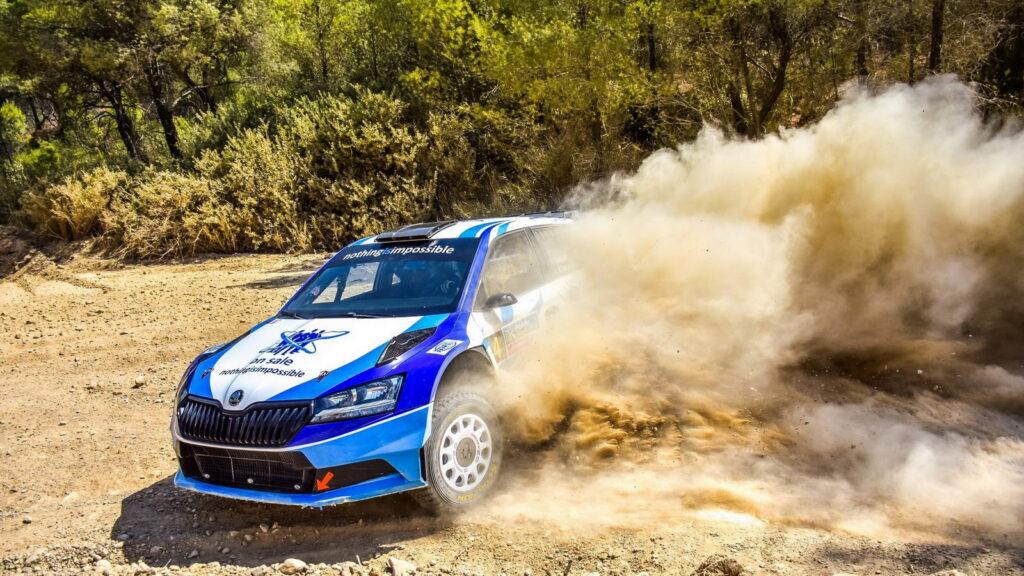 On Sale Rally Team - EKO Acropolis Rally