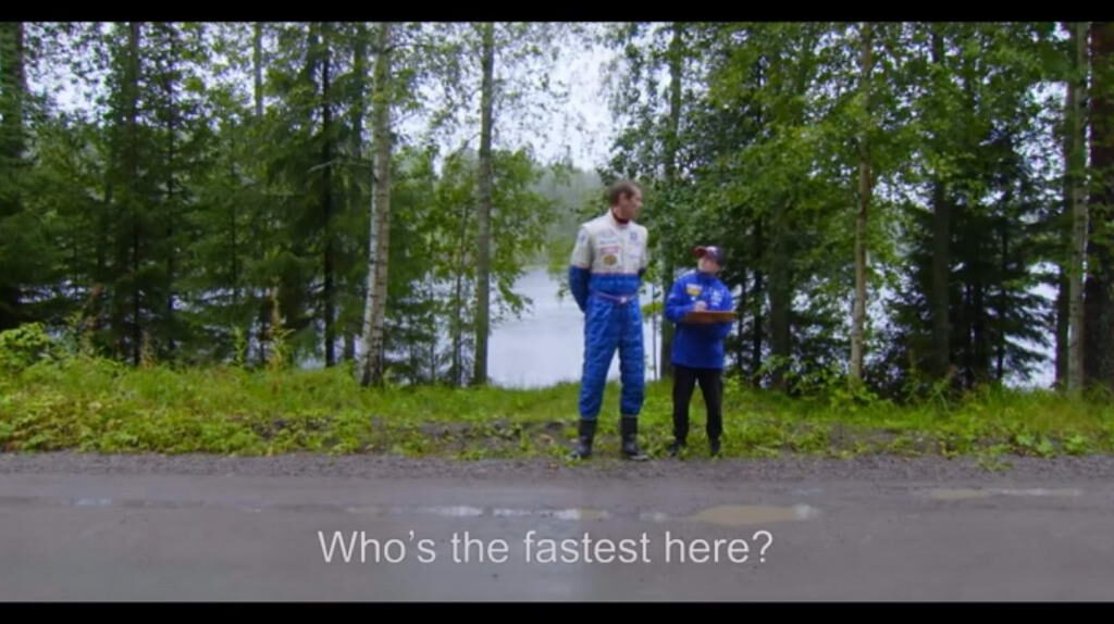 Rally Finland Video