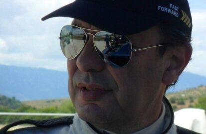 Ο Αντώνης Σταφυλοπάτης μιλά στους 4Τροχούς λίγο πριν την 41η Ανάβαση Πορταριάς