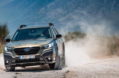 Subaru Outback: Εργαλείο απόδρασης