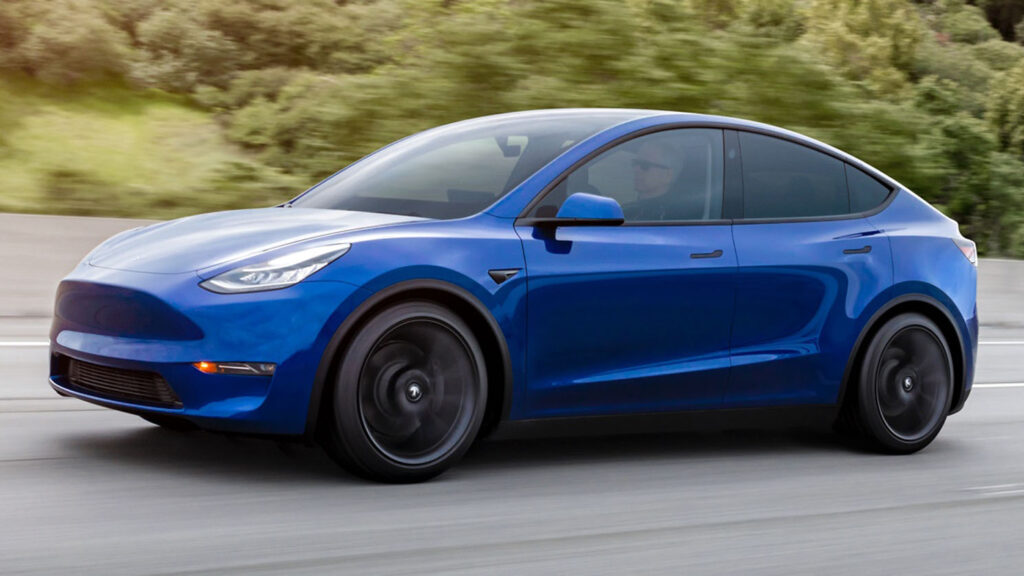 Tesla Model Y - Νορβηγία