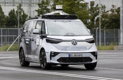 Αυτόνομη οδήγηση με το «πιλοτικό» VW ID. Buzz AD