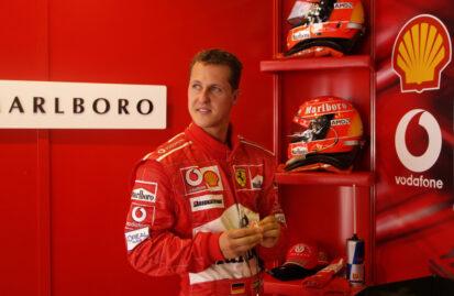 «Schumacher»: Επίκληση στο συναίσθημα