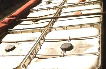 Kατασχέθηκαν 30 τόνοι λαθραίας βενζίνης