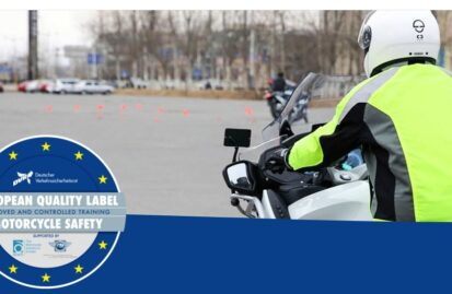 Eκπαιδευτικά προγράμματα οδήγησης μοτοσυκλέτας σε Κύπρο και Ελλάδα λαμβάνουν το Ευρωπαϊκό Σήμα Ποιότητας για την Εκπαίδευση Μοτοσυκλετιστών