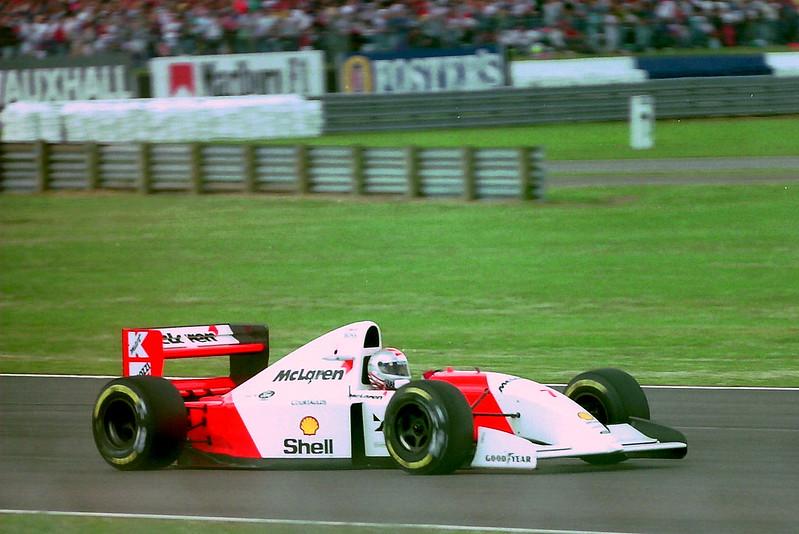 Michael Andretti, McLaren, 1993