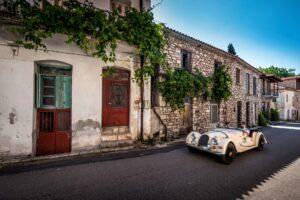 Tour du Peloponnese