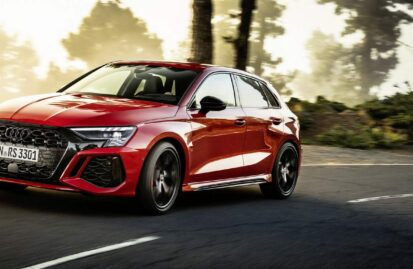 Audi RS 3: Η μεγάλη στιγμή πλησιάζει