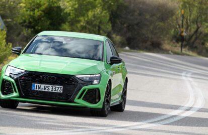 Audi RS 3: Το οδηγούμε στην Ελλάδα