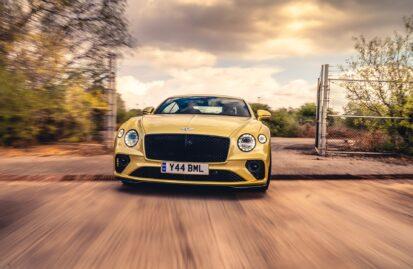 Μια Bentley Continental GT σε επικό drift (+video)