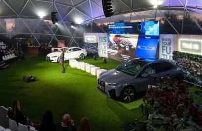 Οι ηλεκτρικές BMW iX & i4 παρουσιάστηκαν για πρώτη φορά στην Ελλάδα