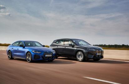 Στην Ελλάδα το BMW iX (+Τιμές)