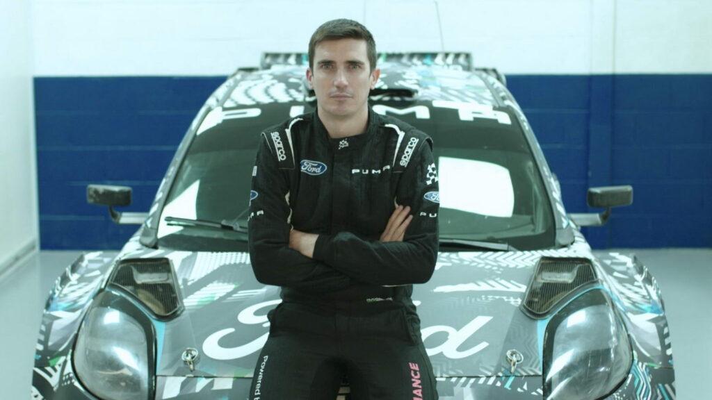 Craig Breen M-Sport