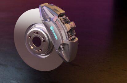 To νέο, έξυπνο σύστημα πέδησης Sensify της Brembo (video)