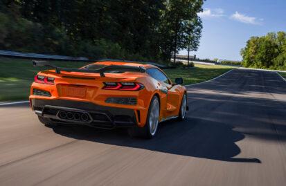 Πρεμιέρα για τη νέα Chevrolet Corvette Z06 (video)