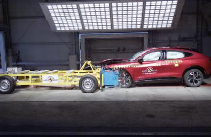 Euro NCAP: Πέντε αστέρια για τα Ford Mustang Mach-E, Hyundai Ioniq 5, Tucson και Bayon και Toyota Yaris Cross (videos)