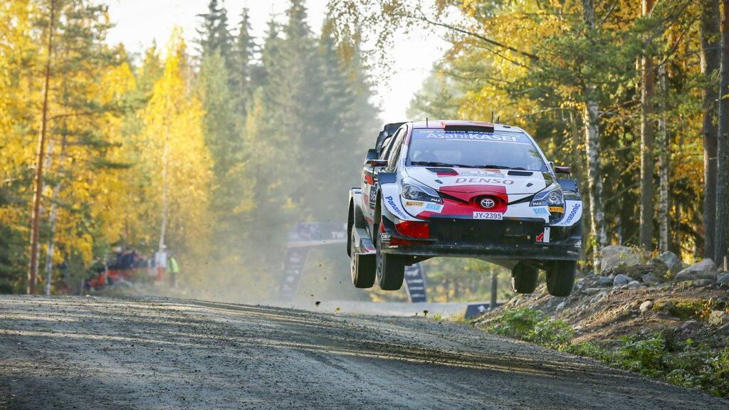Rally Finland Day 3, Evans-Martin 02